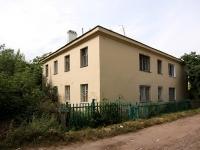 Казань, улица Челнинская, дом 11. многоквартирный дом