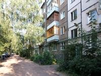 Казань, улица Черноморская, дом 5. многоквартирный дом