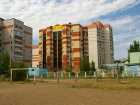 Казань, улица Четаева, дом 5А. многоквартирный дом
