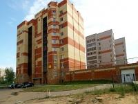 Kazan, Chetaev st, house 5А. Apartment house