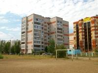 Казань, улица Четаева, дом 5. многоквартирный дом