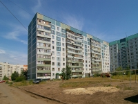 Kazan, Chetaev st, house 9. Apartment house