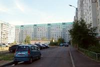 Казань, улица Четаева, дом 11. многоквартирный дом