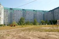 Kazan, Chetaev st, house 11. Apartment house