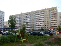 Казань, улица Четаева, дом 20. многоквартирный дом