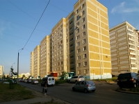 Kazan, Chetaev st, house 20. Apartment house