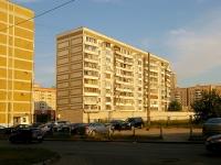 Казань, улица Четаева, дом 22. многоквартирный дом