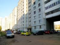 Казань, улица Четаева, дом 25. многоквартирный дом