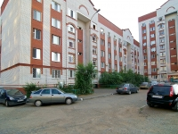 neighbour house: st. Chetaev, house 27А. Apartment house