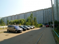 Kazan, Chetaev st, house 33. Apartment house