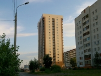 neighbour house: st. Chetaev, house 34А. Apartment house