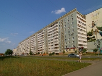 neighbour house: st. Chetaev, house 35. Apartment house