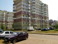 Kazan, Chetaev st, house 41. Apartment house