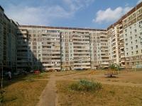 Kazan, Chetaev st, house 44. Apartment house