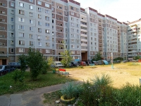 Kazan, Chetaev st, house 46. Apartment house