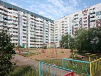 Kazan, Chetaev st, house 51. Apartment house