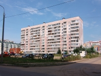 Kazan, Chetaev st, house 68. Apartment house