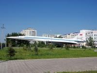 Казань, памятник