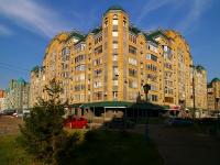 Казань, улица Четаева, дом 4. многоквартирный дом