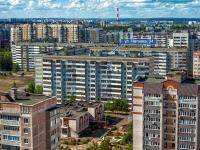 Kazan, Chetaev st, house 24. Apartment house