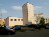 Kazan, Chetaev st, multi-purpose building