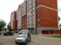 Казань, улица Шаляпина, дом 12. многоквартирный дом