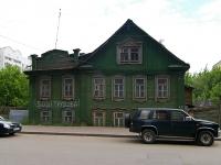 Казань, улица Шаляпина, дом 15. индивидуальный дом
