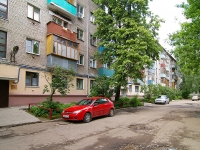 Kazan, Shalyapin st, house 25. Apartment house