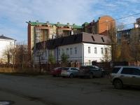 neighbour house: st. Shalyapin, house 39. health center Казанский исследовательский медицинский центр восстановительных технологий