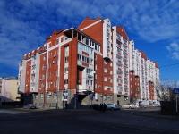 Казань, улица Шаляпина, дом 14. многоквартирный дом