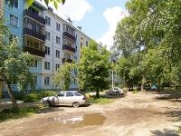 Kazan, Shamil Usmanov st, house 8. Apartment house