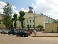 neighbour house: st. Shamil Usmanov, house 9. multi-purpose building ТНВ, телеканал, ОАО Телерадиокомпания Новый Век