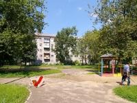 Kazan, Shamil Usmanov st, house 13А. Apartment house