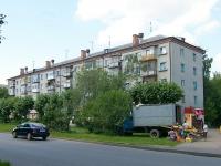Казань, улица Шамиля Усманова, дом 13. многоквартирный дом