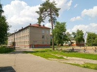 neighbour house: st. Shamil Usmanov, house 14. gymnasium №94