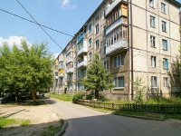 Казань, улица Шамиля Усманова, дом 15. многоквартирный дом