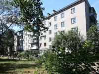 Казань, улица Шамиля Усманова, дом 17А. многоквартирный дом