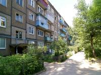 Казань, улица Шамиля Усманова, дом 17. многоквартирный дом