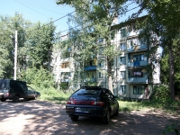 neighbour house: st. Shamil Usmanov, house 19 к.1. Apartment house