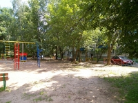 Казань, улица Шамиля Усманова, дом 19 к.1. многоквартирный дом