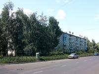 Казань, улица Шамиля Усманова, дом 19. многоквартирный дом