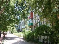 Kazan, Shamil Usmanov st, house 21. Apartment house