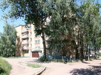 neighbour house: st. Shamil Usmanov, house 25А. hostel