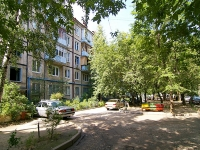 neighbour house: st. Shamil Usmanov, house 26. Apartment house