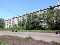 Kazan, Shamil Usmanov st, house 32. Apartment house