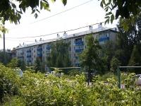 Казань, улица Шамиля Усманова, дом 33 к.1. многоквартирный дом