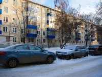 neighbour house: st. Shamil Usmanov, house 33 к.1. Apartment house