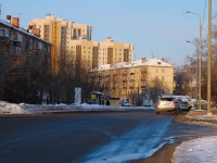 neighbour house: st. Shamil Usmanov, house 16. Apartment house