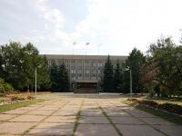 Казань, улица Шуртыгина, дом 1. органы управления Администрация Советского района