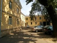 Казань, улица Шуртыгина, дом 2. многоквартирный дом